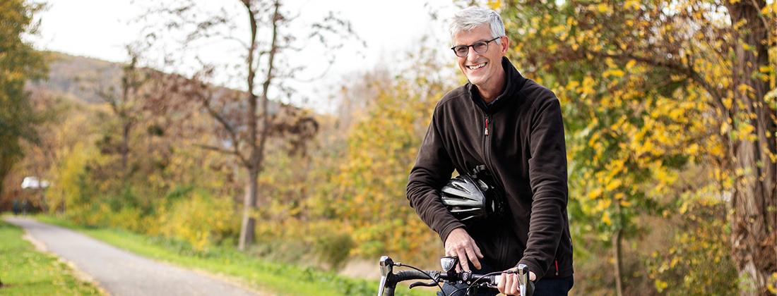 Reiner Friedsam geht motiviert in die Landtagswahl 2021