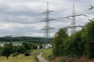 Die geplante Ultranet Gleichstromübertragung ruft berechtigte Zweifel der Bewohner in Franken und Niederlützingen hervor