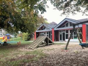 Kurze Beine - kurze Wege für die Kindertagesstätte in Löhndorf