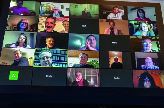 Streit mit Friedsam im Online Dialog fand reges Interesse