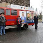 Landtagskandidat Friedsam auf Tour im Brohltal