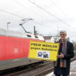 Bahnlärm: Endlich Versprechungen in Taten umsetzen