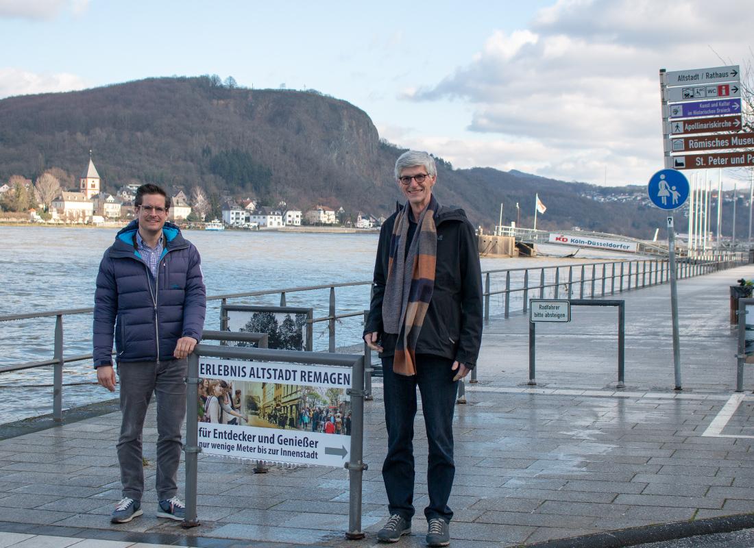 Friedsam und Altmaier fordern bessere Vernetzung im Tourismus