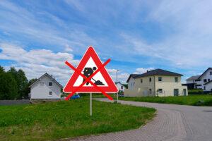 Grünen Fraktionssprecher Aton Hofreiter kritisiert Neubau von Einfamilienhäusern