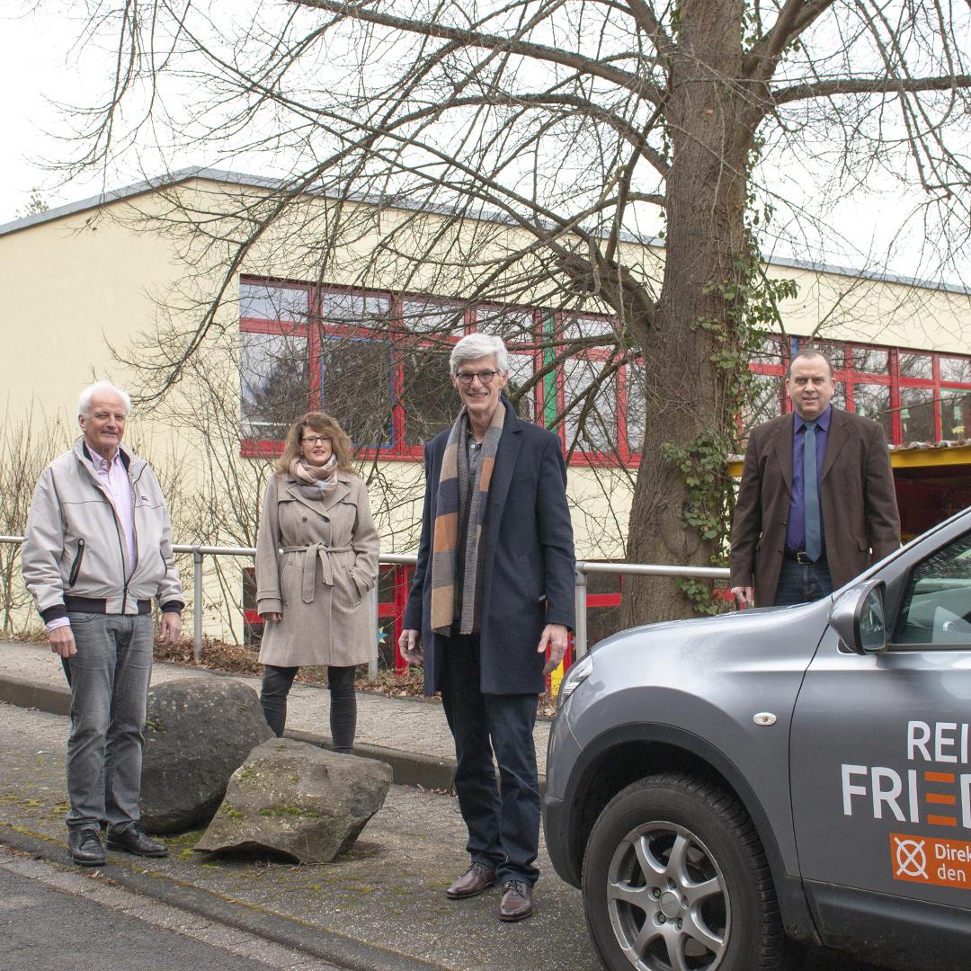 Landtagskandidat Leaderprojekt Digitalisierung Schulen Burgbrohl
